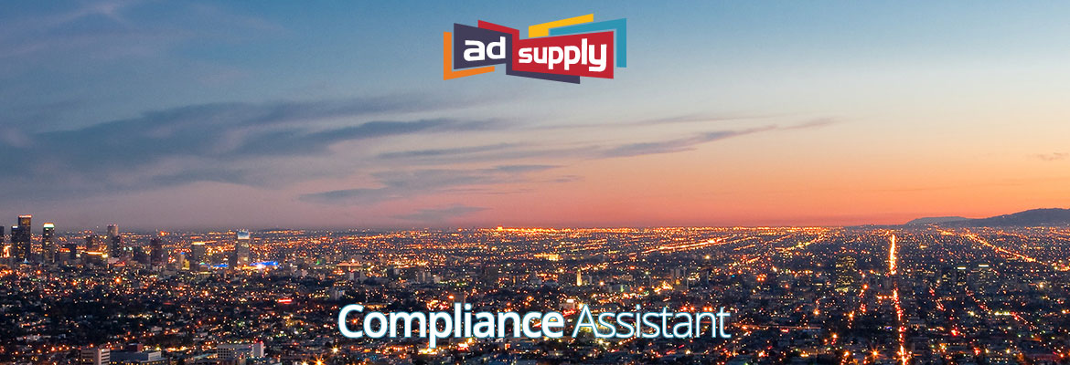 Compliance assistant adsupply - Assistant compliance officer ...